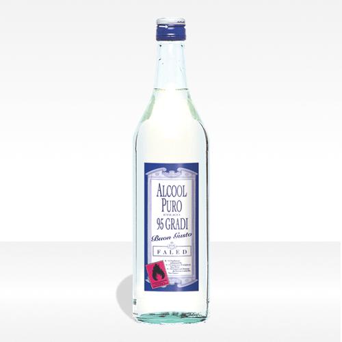 Alcool alimentare 95 per liquori