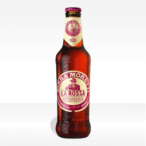 Birra Moretti 'La Rossa'