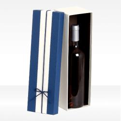 Confezioni regalo 'nobile' per bottiglia