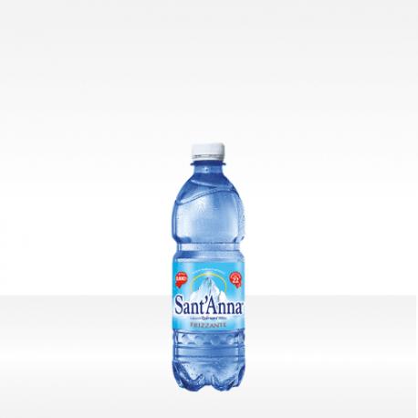 Acqua Sant'Anna 050 litri mezzo litro