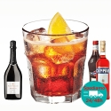 Cocktail Negroni Sbagliato (kit per 25 cocktails)