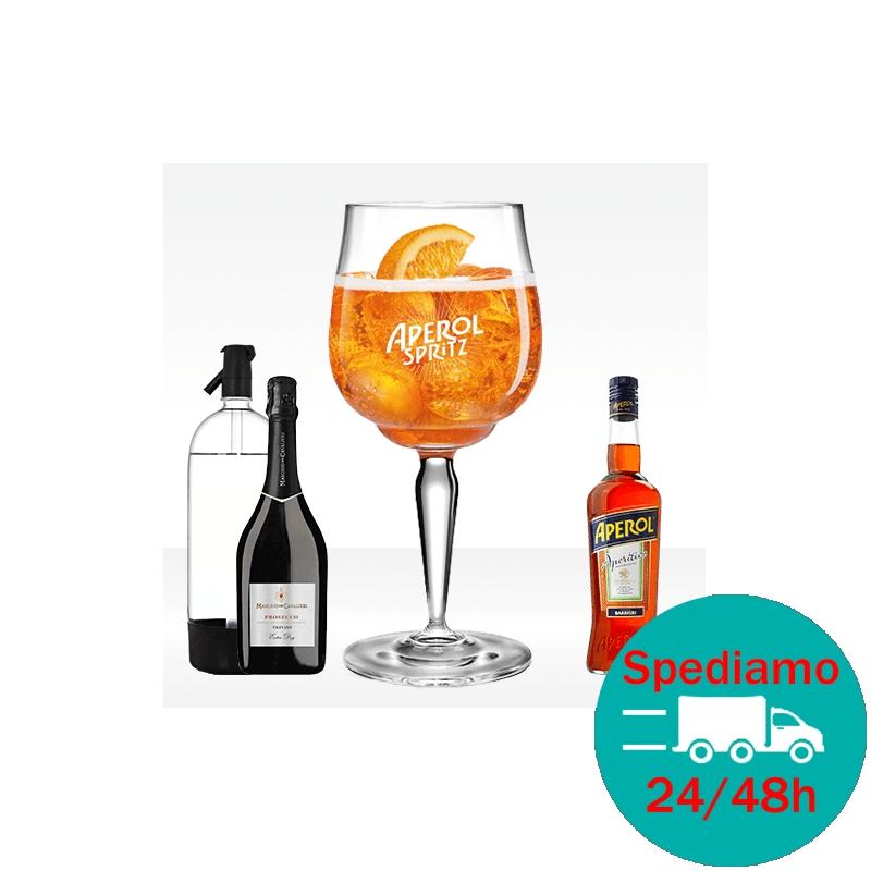 Ricetta Spritz Aperol E Prosecco.Vendita Spritz Aperol Aperol Spritz In Vendita Online Al Miglior Prezzo