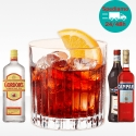 Cocktail Negroni (kit per 33 cocktails)