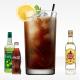 Cuba Libre con rum havana club, coca cola e succo di lime