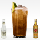 Perfect Storm con ginger beer fever tree e rum dorato havana club 5 anni