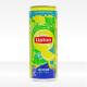 Tè freddo Lipton lattina limone