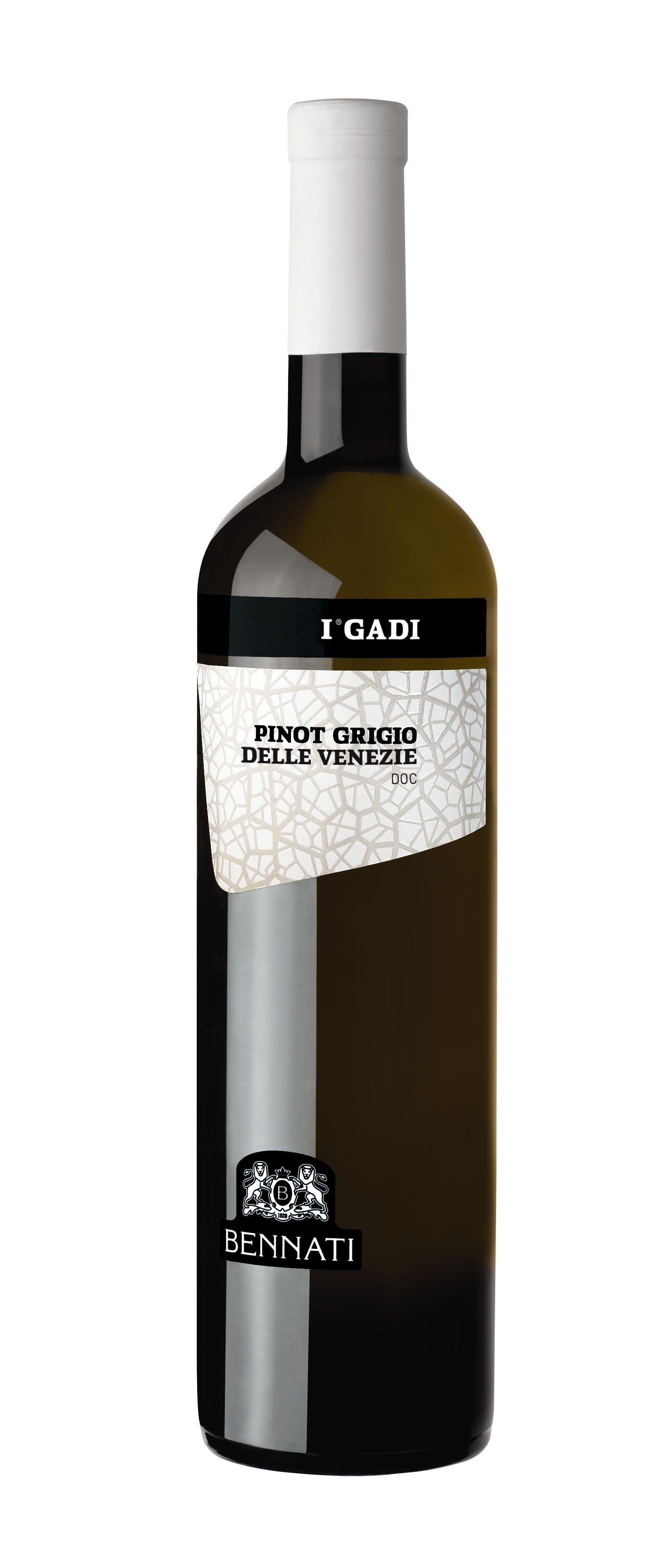 Pinot grigio Delle Venezie DOC 'I Gadi' - Bennati