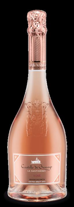 Franciacorta DOCG Rosè extra-brut millesimato - Castello di Gussago