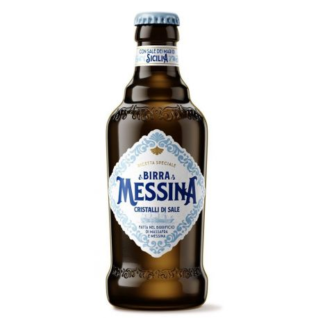 BIRRA MESSINA CRISTALLI DI SALE
