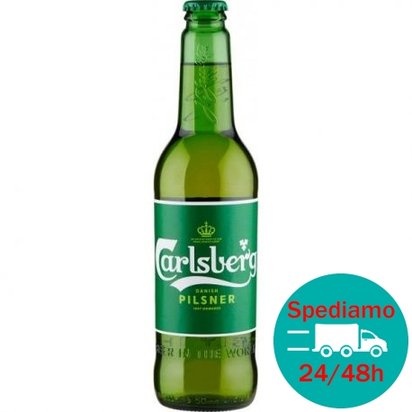 BIRRA CARLSBERG - formato 0,50