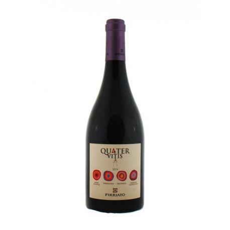 Quater vitis rosso - Firriato