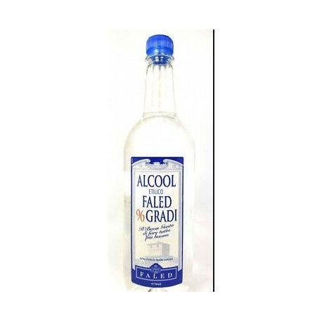 Alcool puro alimentare 1 lt