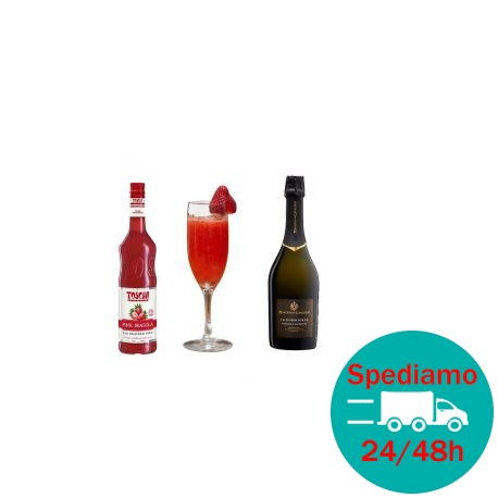 Rossini (Kit per 15 cocktails)