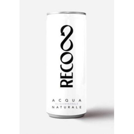 Acqua in lattina Reco - 100% riciclabile