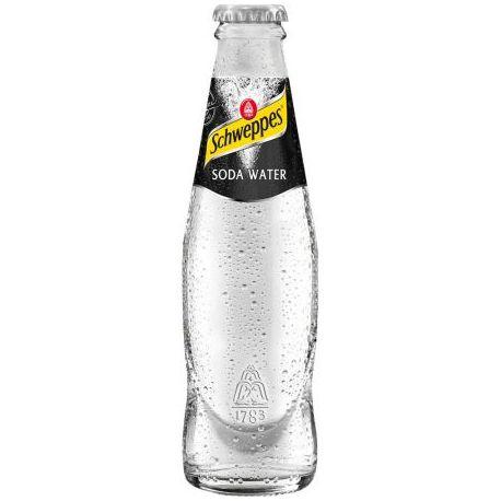 SCHWEPPES SODA - Formato 0,20 lt