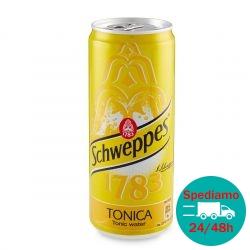 SCHWEPPES TONICA LATTINA - Formato 0,33 lt
