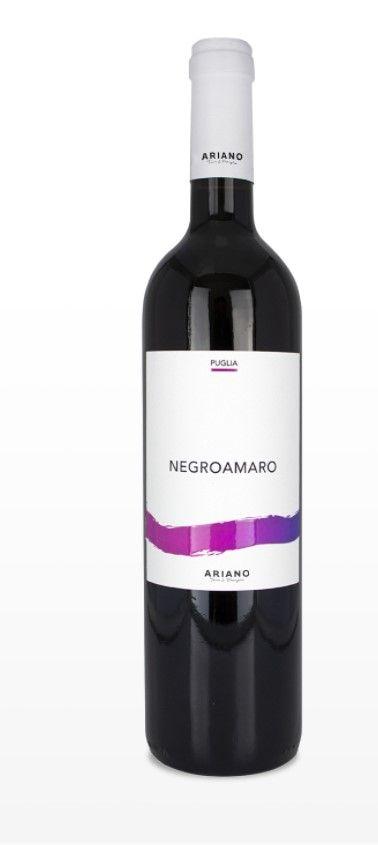 Negroamaro Puglia IGT Rosso - Cantina Ariano