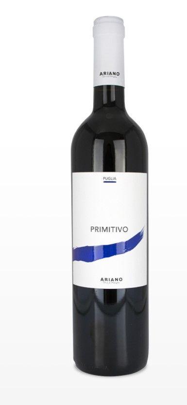 Primitivo Puglia IGT Rosso - Cantina Ariano