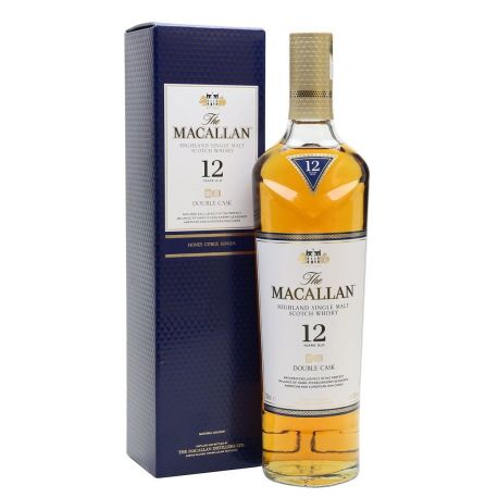 The Macallan Double Cask Whisky |12 years old single malt whisky