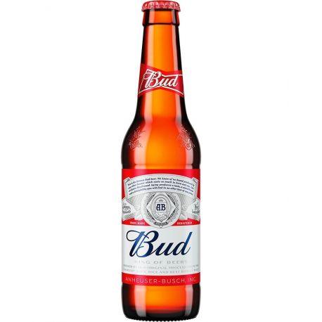 Budweiser 'Bud' beer
