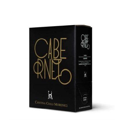 Cabernet Bag in box 3 litri - Colli Morenici