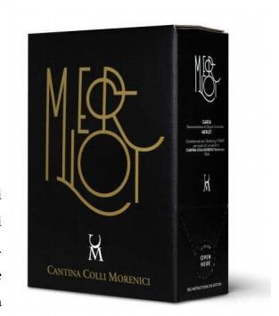 Merlot Bag in box 3 litri - Colli Morenici