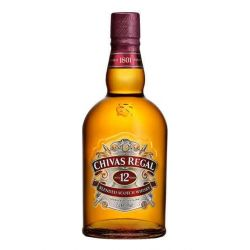 'Chivas 12' blended Scotch Whisky - Chivas Regal