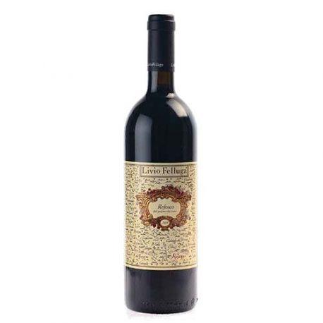 Livio Felluga Refosco del Peduncolo Rosso Friuli Colli Orientali DOC