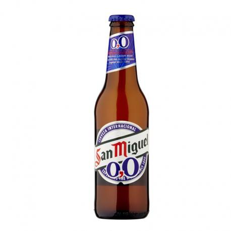 San Miguel 0,0% - Birra San Miguel analcolica