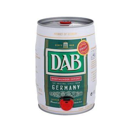Fusto Birra Dab 5 litri