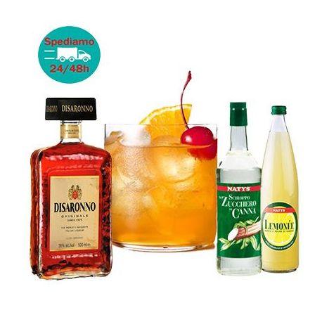 Amaretto Sour (kit per 22 cocktails)