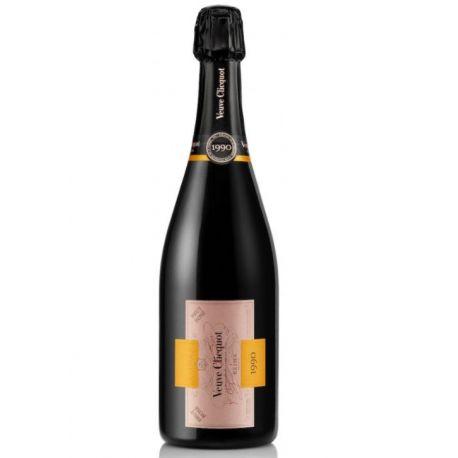 Cave Privée Rosé 1990 - Veuve Clicquot