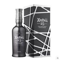 Ardbeg 25 Islay single malt scotch whisky