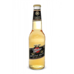 Birra Miller Genuine Draft