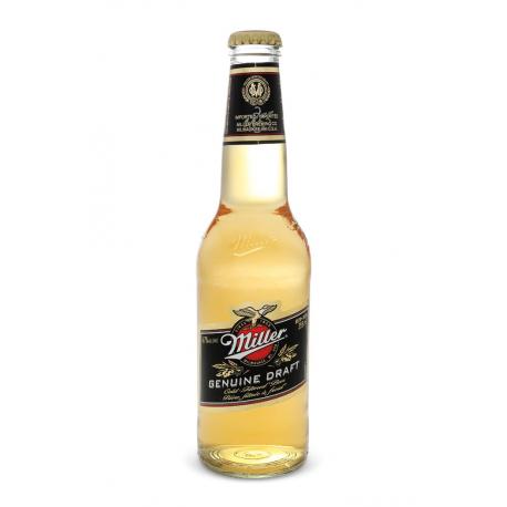 Birra Miller Genuine Draft