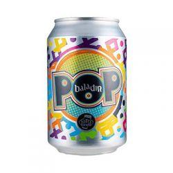 Birra Baladin 'pop' lattina