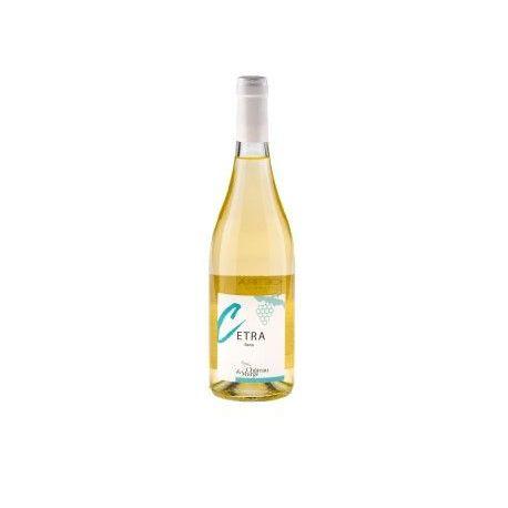 """Vino Bianco pugliese vitigno Fiano """"Cetra"""" - Chateau des Murge"""