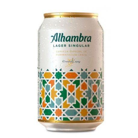 Alhambra singular lager lattina