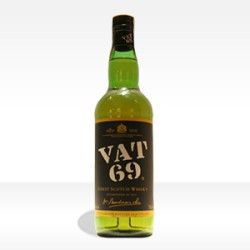 Blended Scotch Whisky - Vat 69