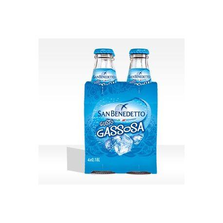 GASSOSINA S.BENEDETTO - formato 0,20 lt