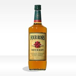 Kentucky Straight Bourbon - Four Roses