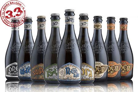 Le birre prodotte dalla ditta Baladin